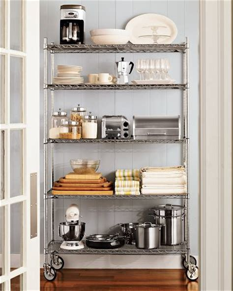Reader Question Softening An Industrial Shelving Unit