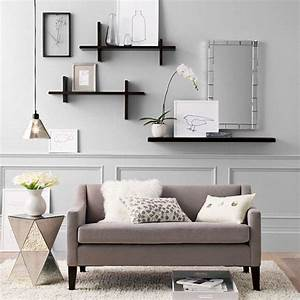 Creative and unique wall designs for living room