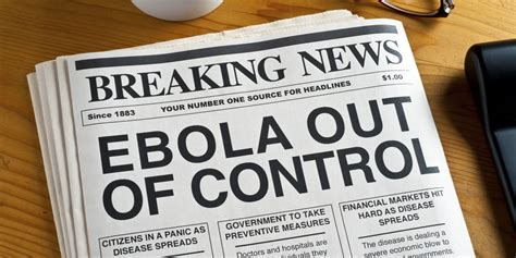 Ebola Not The Problem Huffpost