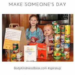 Body Kindness Advent Day 19: Make Someone's Day - Rebecca ...