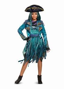 Descendants 2 Uma Girls Costume - Disney Costumes