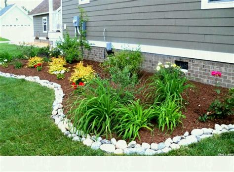 Garden Ideas Bushes For Front Yard Landscaping