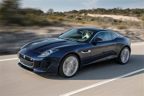 Jaguar F-type R Coupe Review (2014