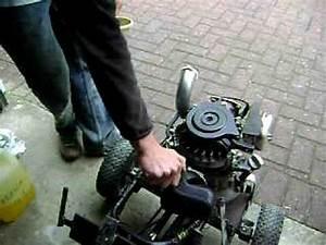 Karting A Moteur : le karteuse kart moteur tondeuse test 1ere transmission youtube ~ Maxctalentgroup.com Avis de Voitures