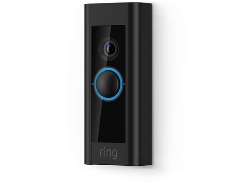 ring door bell get advanced security in a sleek design with ring