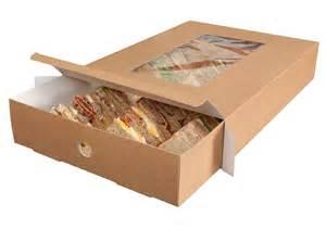 wedding cake boxes scatola da asporto kraft per dolci tramezzini food