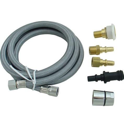 pull  kitchen faucet hose dandk organizer
