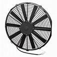 """SPAL Automotive® 30101517 - 16"""" Medium Profile Pusher Fan ..."""