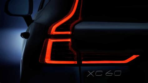 volvo xc teasers continue rear leds shown