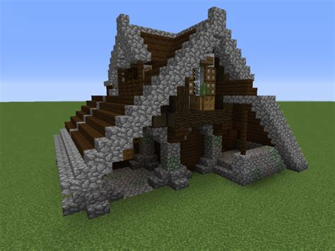 Small Medieval House  Grabcraft  Your Number One Source