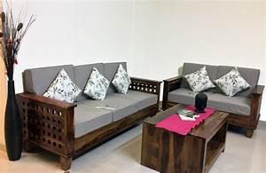 Www Sofa Com : four square wooden sofa sofas living room ~ Michelbontemps.com Haus und Dekorationen