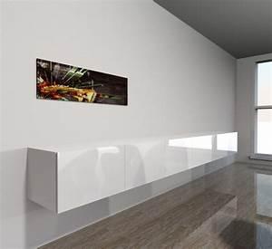 Meuble Tv Besta : meuble suspendu besta ~ Melissatoandfro.com Idées de Décoration