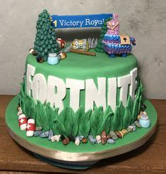 fortnite cakes images birthday party ideas