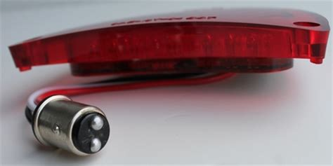 57 chevy led tail lights 1957 chevrolet led red tail lights pair