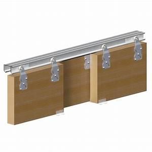 Rail Placard Coulissant : les 25 meilleures id es de la cat gorie rail placard ~ Premium-room.com Idées de Décoration