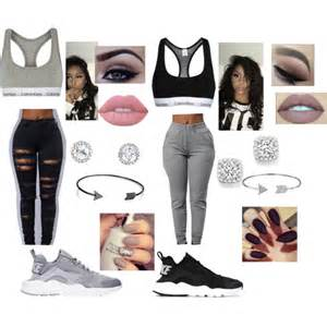 white gold stud earrings siangie polyvore