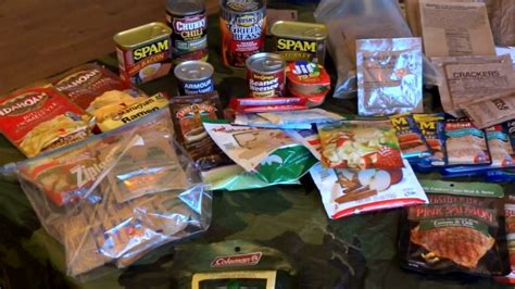 backpacking dinner ideas cing backpacking survival food ideas and overview youtube