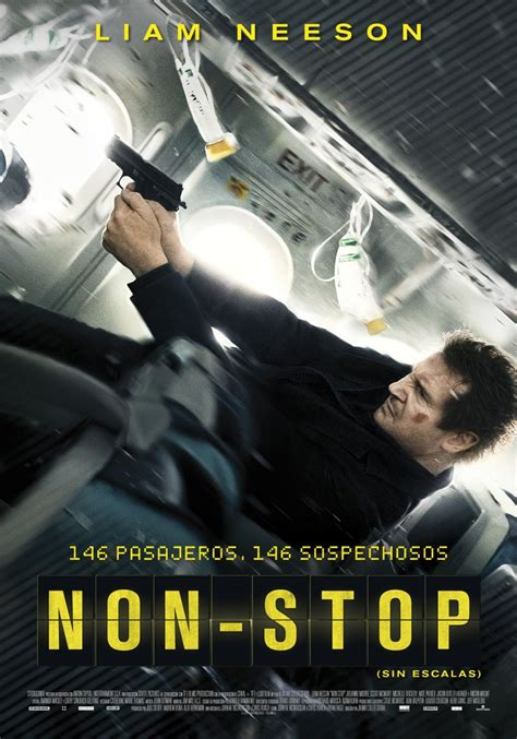 As planes become more fuel efficient and fuel costs remain relatively low, there's a good chance we'll continue to see big competition for a spot on the world's longest flights leaderboard. Non-Stop Movie (2014) Review | by Tiffany Yong | Actor ...