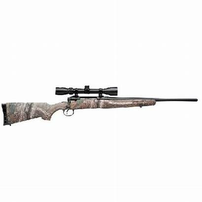 Savage 243 Axis Rifle Bolt Action Compact