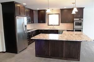 davausnet cuisine gris et bois clair avec des idees With idee deco cuisine avec cuisine gris clair et bois