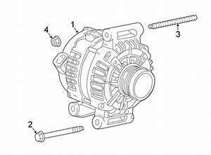 Chevrolet Cruze Alternator  Battery  Replaced  Liter