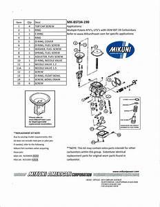 34 Yamaha Big Bear Parts Diagram