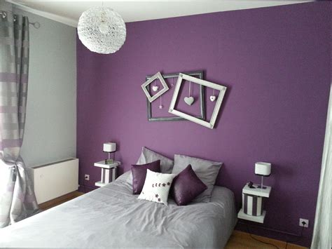 chambre gris blanc deco chambre aubergine et blanc raliss com