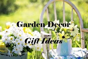 Garden, Decor, Gift, Ideas