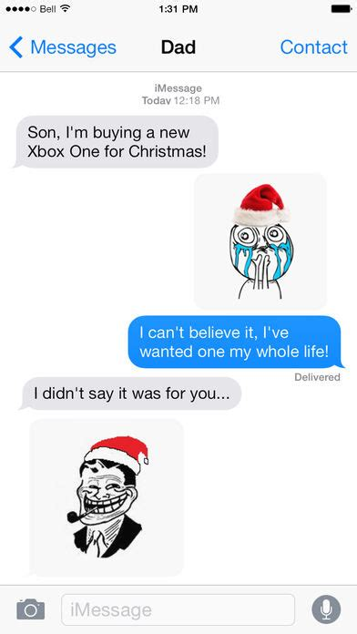 Meme Text App - sms rage faces 3000 faces and memes on the app store