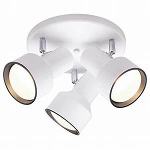 Westinghouse three light multi directional ceiling