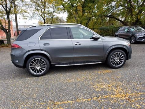 Top speed of 130 mph (electronically limited)*. New 2021 Mercedes-Benz GLE 350 4MATIC SUV   Selenite Grey 21-273