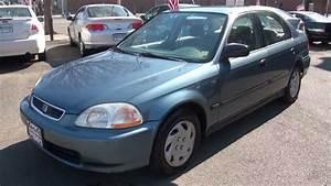 1997 Honda Civic 1 6 Sohc D16y7 Lx Sedan