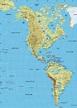 Gambar Peta Dunia Lengkap - Amerika | america(san ...