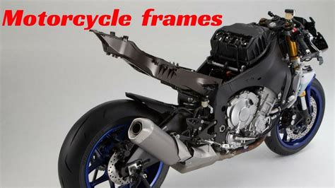 Different Type Of Motorcycle Frames.