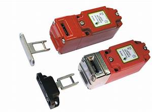 Safety Interlock Switches Guard Locking Non Contact Limit