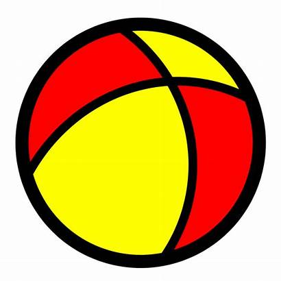 Clip Clipart Ball Circle Objects Icon Round