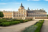 The Palace - and Gardens - at Aranjuez in Spain