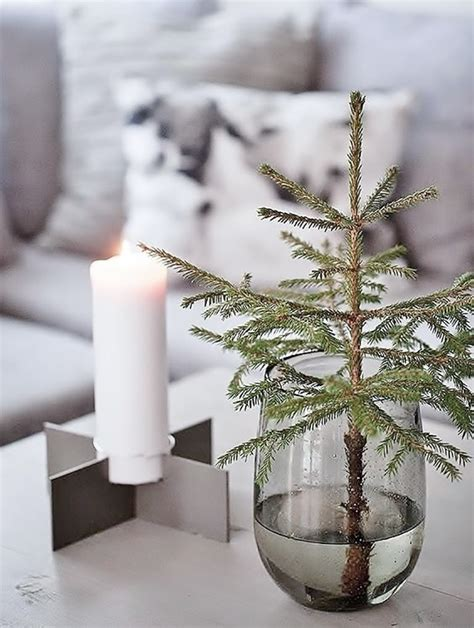 Simple Holiday Decor  Musings On Momentum