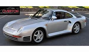 Rare and Low-Mileage 1987 Porsche 959 For Sale
