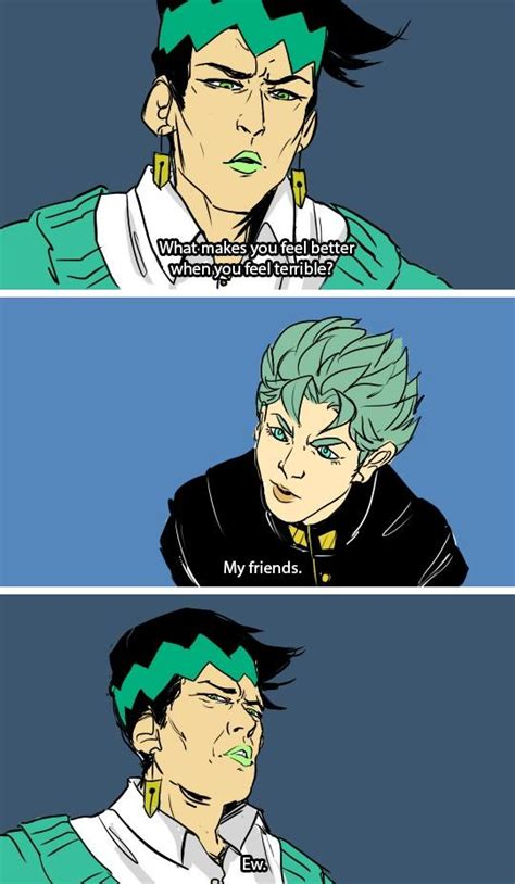 Jjba Memes - resultado de imagen para rohan kishibe memes jjba pinterest jojo bizarre anime and jojo memes