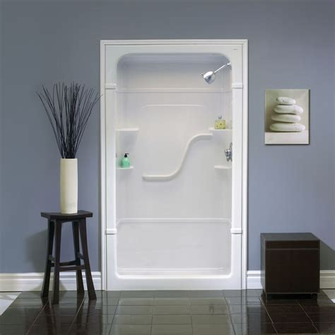 48 Inch Corner Shower Stalls by Mirolin 48 Inch 3 Acrylic Shower Stall The