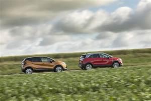 Fiabilité Renault Captur : essai comparatif l 39 opel crossland x d fie le renault captur 2017 photo 7 l 39 argus ~ Gottalentnigeria.com Avis de Voitures