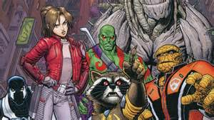 guardians of the galaxy volume 1 graphic novel review
