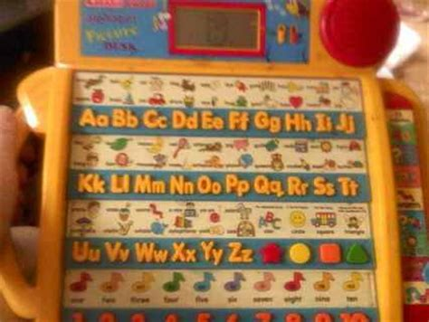 vtech smart alphabet picture desk ebay free vtech smart alphabet picture desk baby toys
