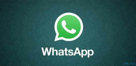 whatsapp messenger apk 2 19 188 free communication app for android apk4fun