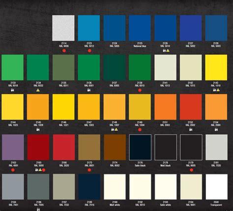 rustoleum color chart rustoleum paints