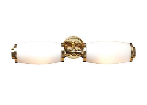 bathroom eliot wall light polished brass
