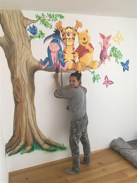Kinderzimmer Wandgestaltung Disney by Wohnideen Wandgestaltung Maler Florentinische