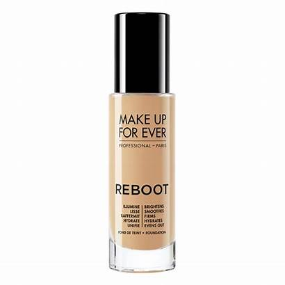 Reboot Ever Foundation Face
