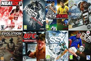 Top 10 Xbox 360 Sport Games 2018